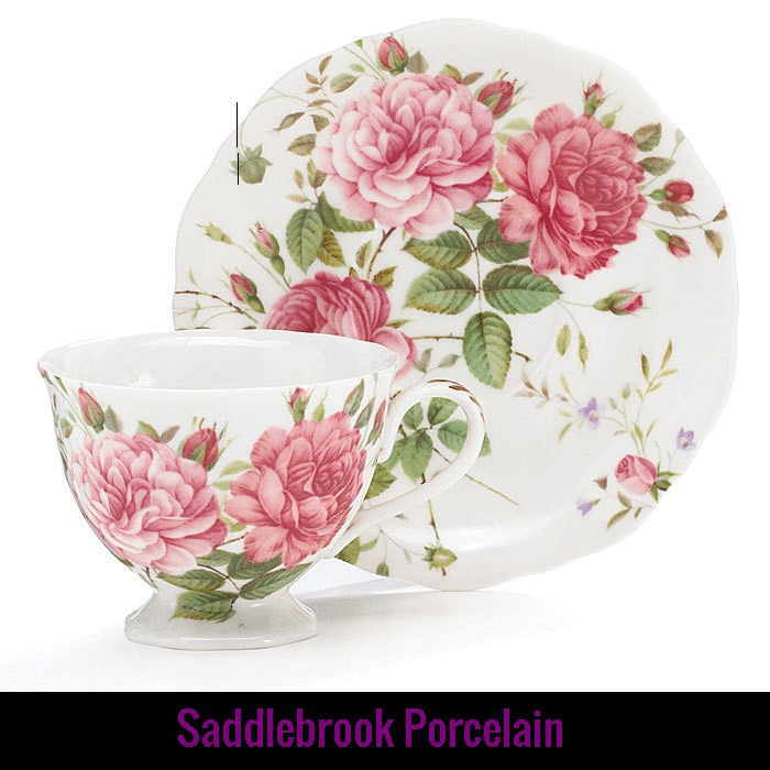 Saddlebrook Teacup & Saucer