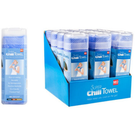 Super Chill Towel - Blue