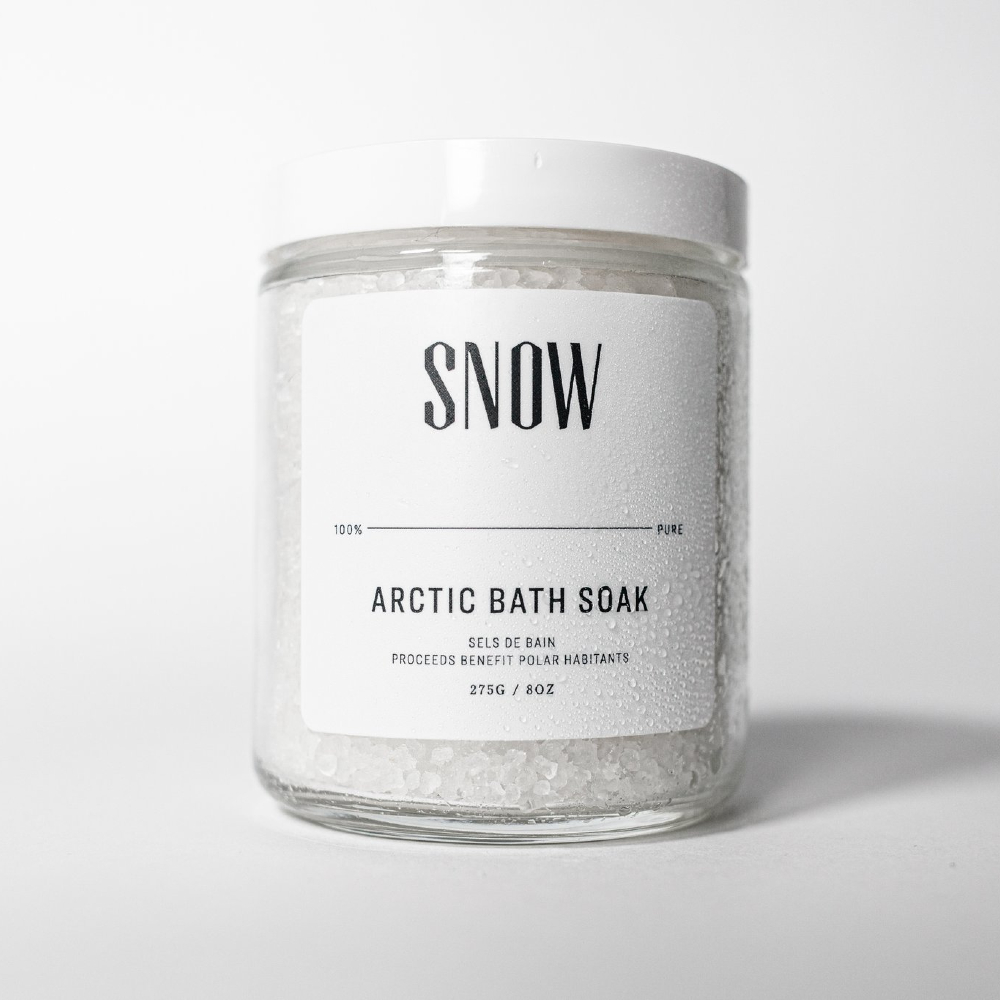 Snow Arctic Bath Soak