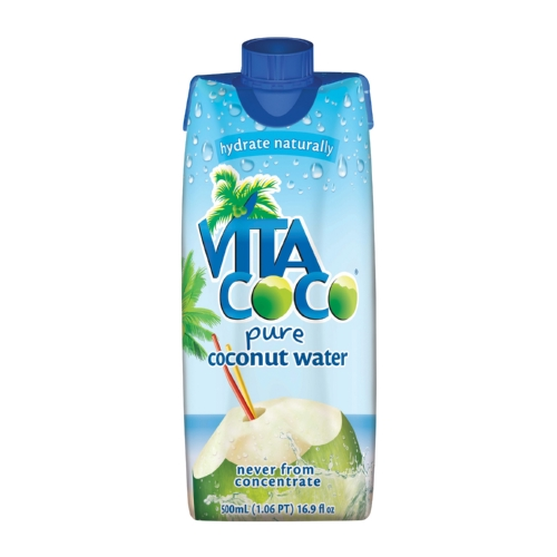 Vita Coco Coconut Water - Pure 16.9oz